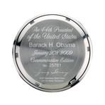 Jorg Gray Presidential Commemorative Chronograph Quartz // JG6500