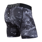 Entourage Boxer Brief // Cosmos Black (XS)