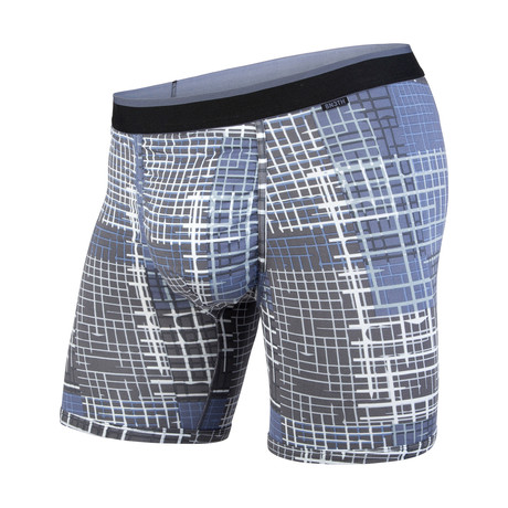 Classic Boxer Brief // Brooklyn Grid (XS)