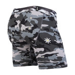 Classic Boxer Brief // Daisy Camo (XL)