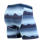 Classic Boxer Brief // Mountains Horizon (XS)