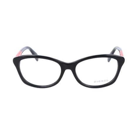 Woman DL5088 Frames // Shiny Black