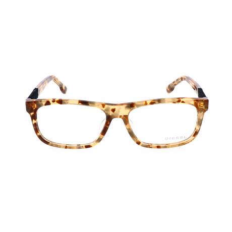 Men's DL5107-F Frames // Blonde Havana