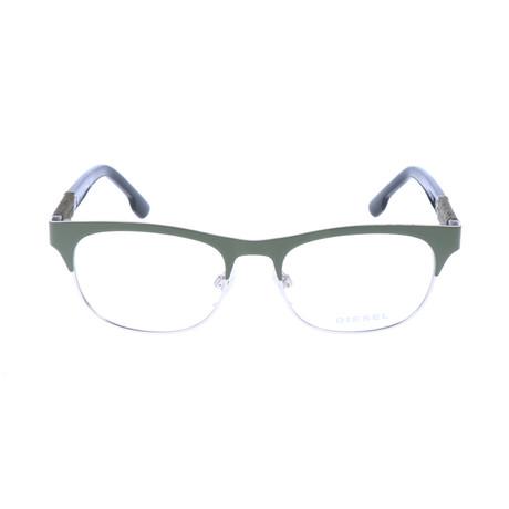 Unisex DL5125 Frames // Matte Dark Green