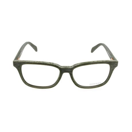 Unisex DL5129 Frames // Dark Green