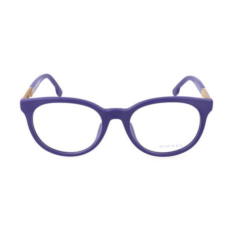 Unisex DL5156-F Frames // Matte Violet