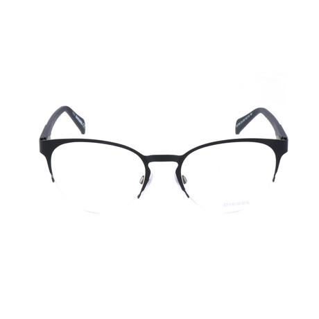 Unisex DL5158 Frames // Matte Black
