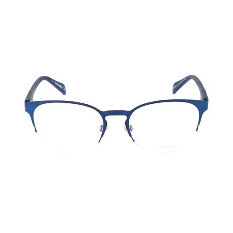 Unisex DL5158 Frames // Matte Blue
