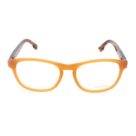 Unisex DL5190 Frames // Matte Yellow