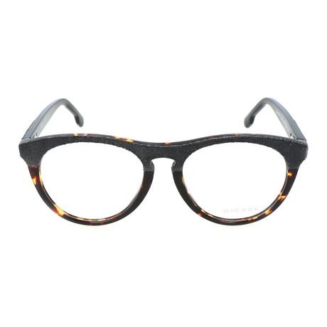 Unisex DL5204 Frames // Havana