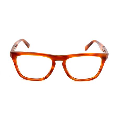 Men's DL5249 Frames // Red Havana