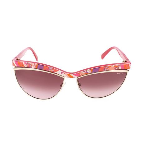 EP0010-77T Sunglasses // Fuchsia