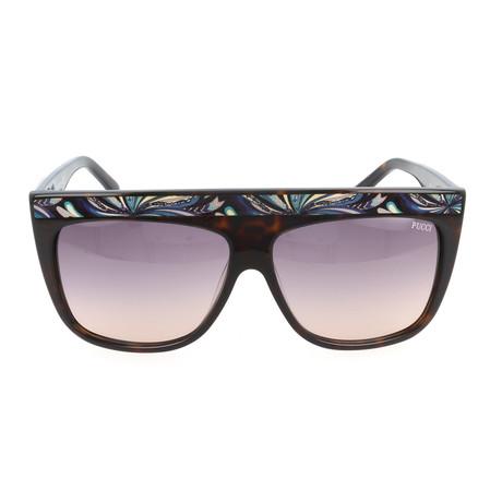 EP0008-56B Sunglasses // Havana