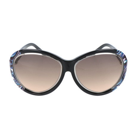 EP0018-05B Sunglasses // Black