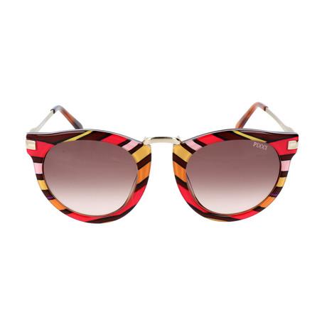EP0025-77F Sunglasses // Fuchsia