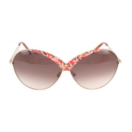 EP0029-33F Sunglasses // Gold
