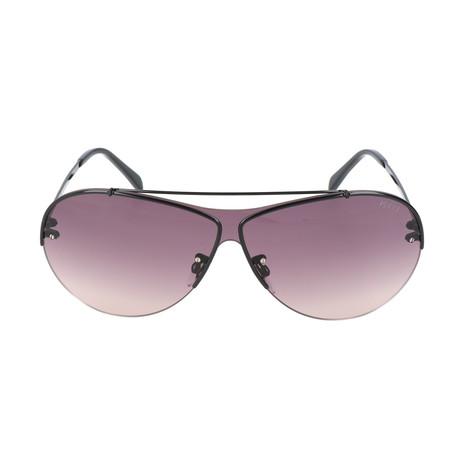 EP0031-01T Sunglasses // Shiny Black