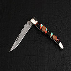 Laguiole Folding Steak Knife // 2376
