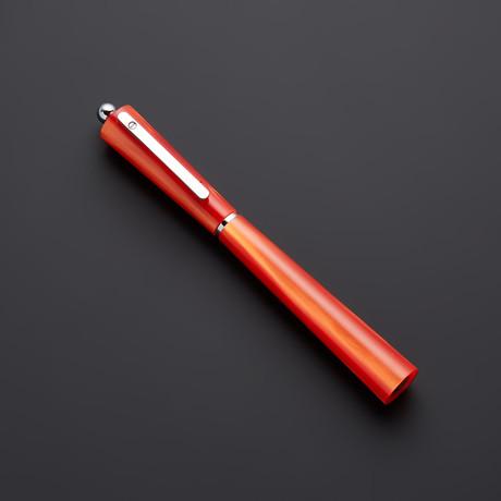 Moka Chiaroscuro // Ballpoint Pen (Red)