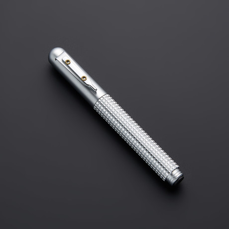Godrone/Knurler // Fountain Pen // Chrome