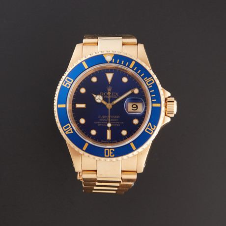 Rolex Submariner Automatic // 16618 // E Serial // Pre-Owned