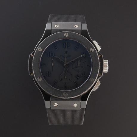 Hublot Big Bang All Black Chronograph Automatic // 301.CX.134.RX // Pre-Owned