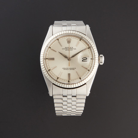 Rolex Datejust Automatic // 1601 // 900 Thousand Serial // Pre-Owned