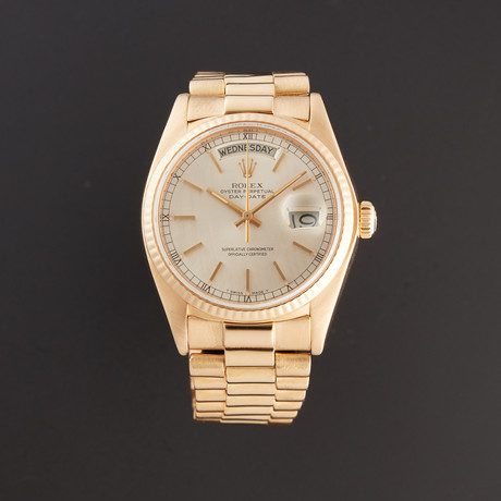 Rolex Day-Date Automatic // 18038 // 7 Million Serial // Pre-Owned