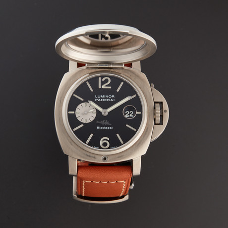 Panerai Luminor Black Seal for Purdey Automatic // PAM76 // Pre-Owned