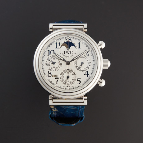 IWC Da Vinci Perpetual Calendar Chronograph Automatic // IW375803 // Pre-Owned