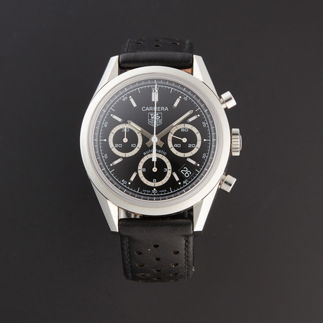 Tag Heuer Carrera Chronograph Automatic // CV2113 // Pre-Owned