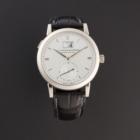 A. Lange & Söhne Saxonia Automatic // 315.026 // Pre-Owned