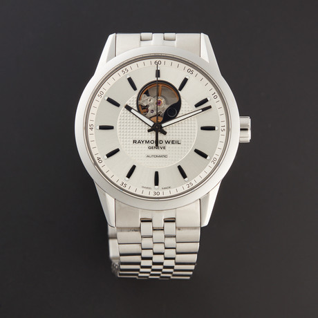 Raymond Weil Freelancer Automatic // 2710-ST-65031 // Pre-Owned