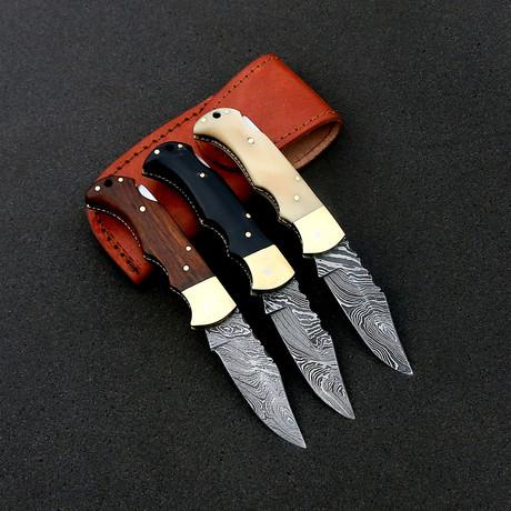 Folding Knives Set // VK8508