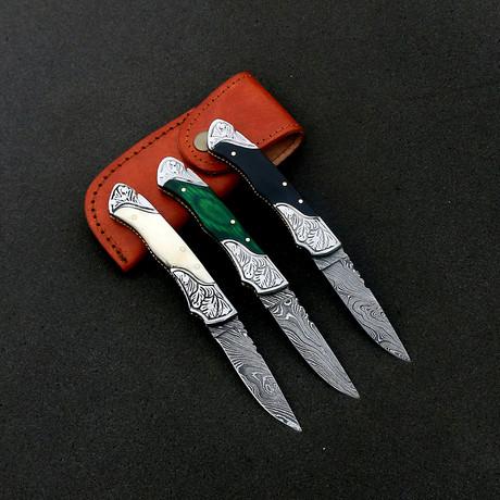 Folding Knives Set // VK8509