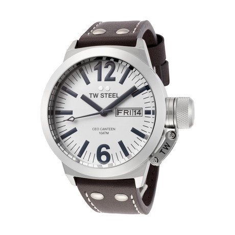 TW Steel CEO Canteen Quartz // CE1005