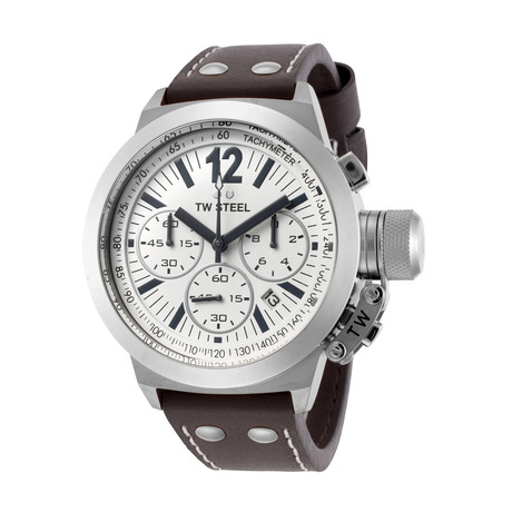 TW Steel CEO Canteen Quartz Chronograph // CE1007