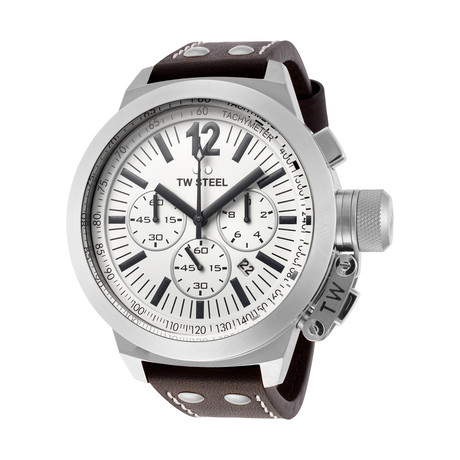 TW Steel CEO Canteen Quartz Chronograph // CE1008