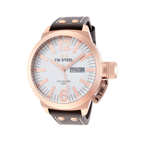TW Steel CEO Canteen Quartz // CE1017