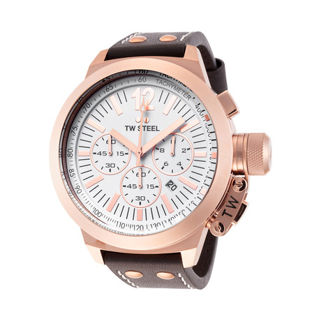 TW Steel CEO Canteen Chronograph Quartz // CE1020