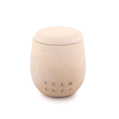 Crane Sandstone Candle (Fresh Breeze Fragrance)