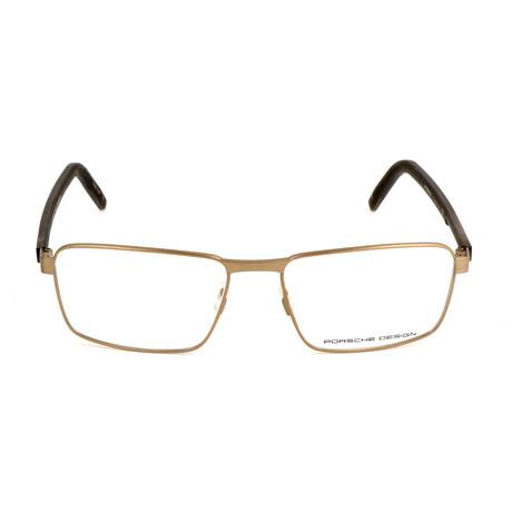 Men's P8300 Frames // Gold