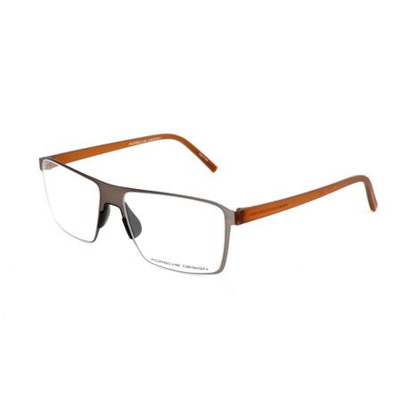 Men's P8309 Optical Frames // Gray