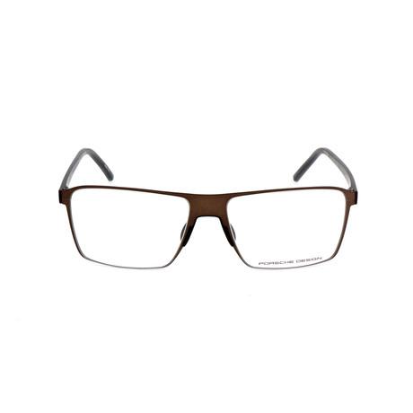 Men's P8309 Frames // Brown (54mm)
