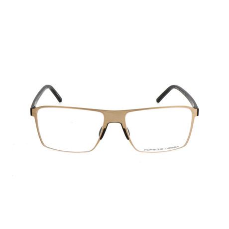Men's P8309 Frames // Light Brown (54mm)