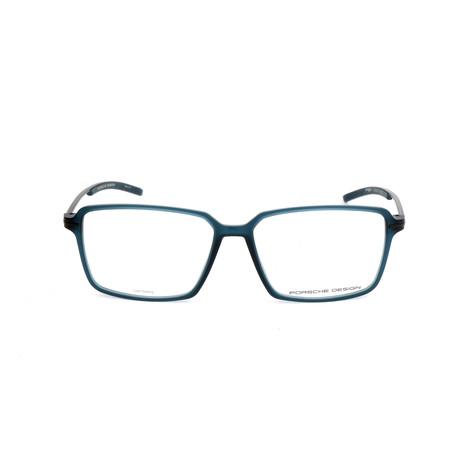 Men's P8311 Frames // Blue Transparent