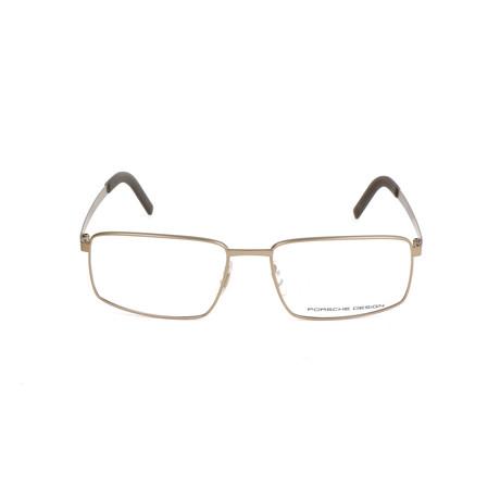 Men's P8314 Frames // Light Gold