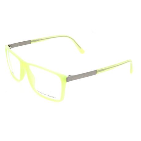 Men's P8260 Optical Frames // Light Green
