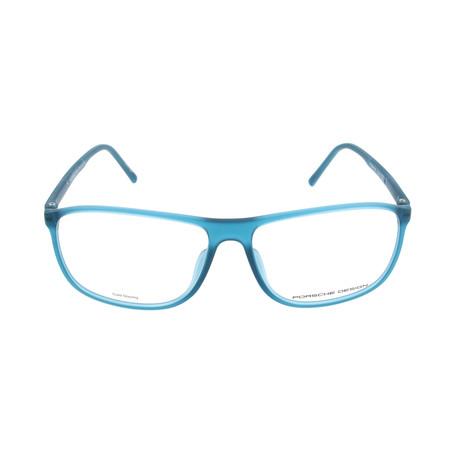 Unisex P8278 Frames // Turquoise
