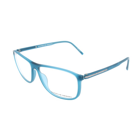 Unisex P8278 Optical Frames // Turquoise